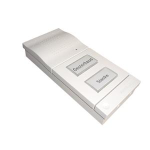 TFE 2 weiß, Türsprechstelle mit 1-2 Tastern