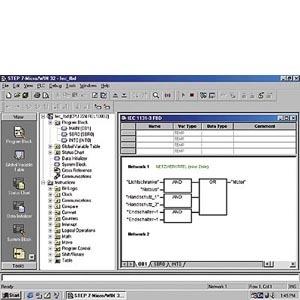 6ES7830-2BC00-0YX0, S7 STEP 7-Micro/Win Funktionsbilbliothek