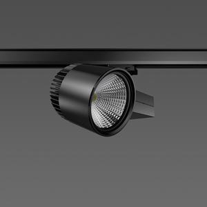Strahler LED/27W-3100K 227x146, DALI, breit, 2450 lm