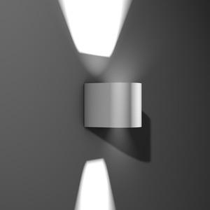 Wandleuchte LED/7,5W-4000K 112x96x96,2xLA, 290 lm