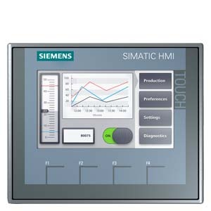 6AV2123-2DB03-0AX0, SIMATIC HMI KTP400 Basic