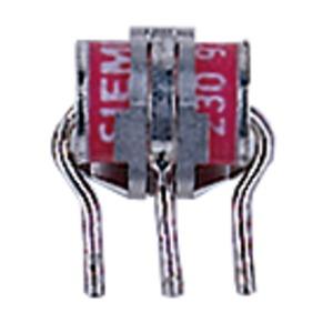 05-661-02600, 3M SID Gasableiter 05-661-02600, 3-polig, 230V, 2x 5A / 2x 5kA, mit Failsafe
