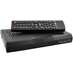 SDR 100HD, HD-Receiver FTA