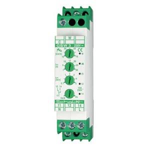 GSW 3, Grenzwertschalter für Wind 230V AC, 1 Wechsler 10A