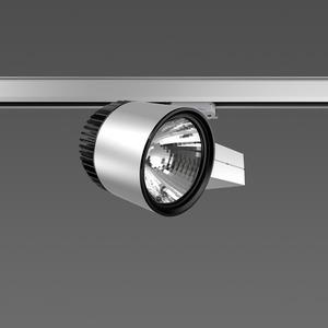 Strahler LED/27W-3100K 227x146, engstr., 2300 lm
