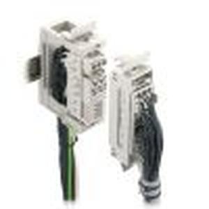 HDC RailMate HB16 Set, Schwere Steckverbinder, Zubehör, Tragschienenmontagesystem