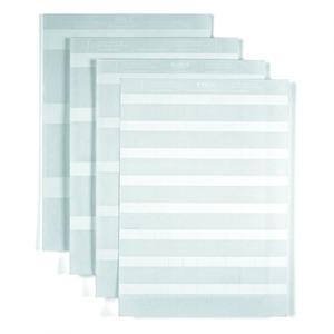 DEK 5 GW 4, Klemmenmarkierung, 5 x 5 mm, Raster in mm: 5.00, Aufgedruckte Zeichen: Zahlen, waagerecht, Weidmueller, Polyamid 66, weiß