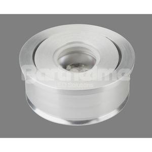 Einbaustrahler LED MODENA aluminium CC 5.000K