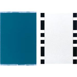 A 40 NA, Abdeckung, Einlage, für Schriftfeld 38 x 53 mm