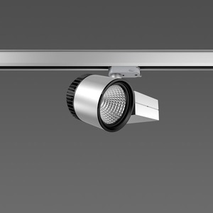 Strahler LED/27W-2700K 194x134, breitstr., 2550 lm