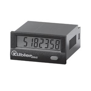 LCD-Anzeigenzähler