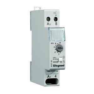 Rex Treppenlicht-Zeitschalter 230 V, 50/60 Hz - Zeitbereich 0,5 – 10 min