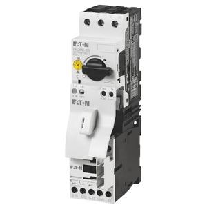 MSC-D-6,3-M7(24VDC), Direktstarter, 3-polig, 2,2 kW/400 V/AC3, 150 kA, DC-betätigt