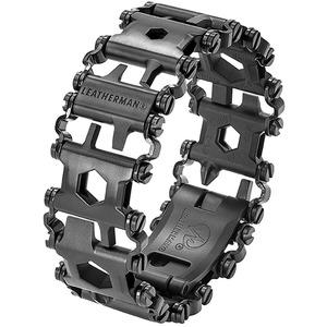 LTG 831999N TREAD Black, Tool Bracelet