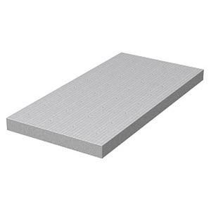 KSI-P2, Kalziumsilikatplatte für Brandschutzanwendungen 500x250x30, grauweiss