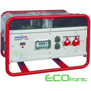 ESE 1306 DSG-GT ES DUPLEX, Benzin Stromerzeuger mit Großtank & Elektrostart - 12,0 kVA / 400/230 V DUPLEXplus IP54