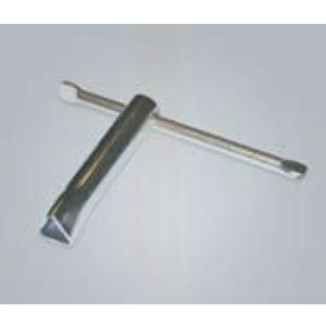 TÜRSCHLÜSSEL 12MM, Türschlüssel mit bewegl. Drehstift, dreikant mit 12mm Kantenlänge