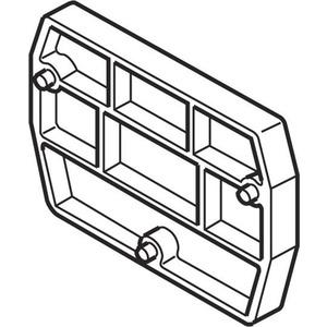 PC6-4, PC6 Querbrückungskamm 4-pol 35A