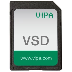 VIPA SD-Card (VSD) leer