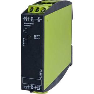 G2TF02 24-240VAC/DC, Motor-Temperaturüberwachung, 2 Wechsler, 24-240V AC/DC