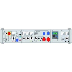MAS_PM 2400, Stationäre Prüftafel