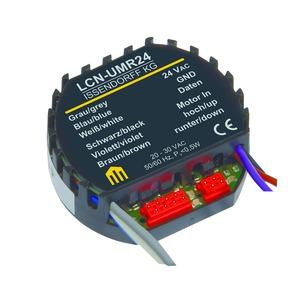 LCN - UMR24, Universal Rolladen-Aktor 24V~ 2x 6A