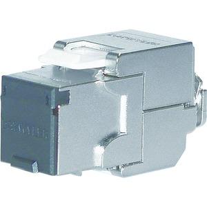 Modul KS-T Plus 1/8 toolless geschirmt Cat.6A IEC