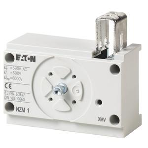 NZM1-XMV, Verriegelung, mechanisch, Baugrösse 1