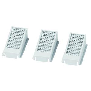 NZM1-XIPA, Fingerschutz, IP2X, 3p, Baugrösse 1