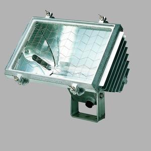 FEH 500 QT-DE 500W IP54 Alu, FEH 500 Flutlichtstrahler für Halogenglühlampe 500 W R7S