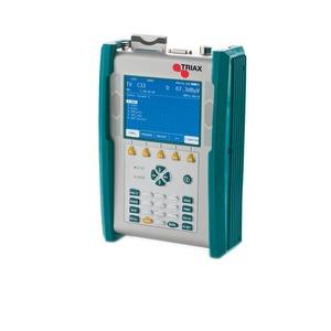 CPM 1700 ALL-IN, CATV-Messgerät mit 5,7 Farb-Display, Frequenzbereich 5-867 MHz