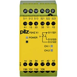 P2HZ X1 24VDC 3n/o 1n/c