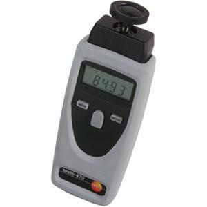 testo 470 Drehzahl-Messgerät