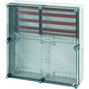 Mi 6855, Mi-Sammelschienengehäuse 600x600mm, Sammelschienen 400 A, 5polig