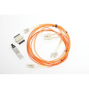 1000BASE LWL-SX-Kit, LanXPLORER 850nm SFP-Multimode-Kit