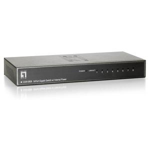 GSW-0809, 8-Port Gigabit Switch