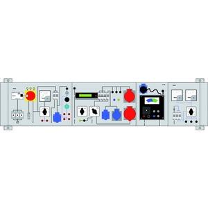 MAS-PMD 2000 T, Stationäre Prüftafel