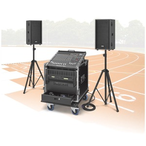 Portable Compact System, 1200 W RMS, Horizontal-Array