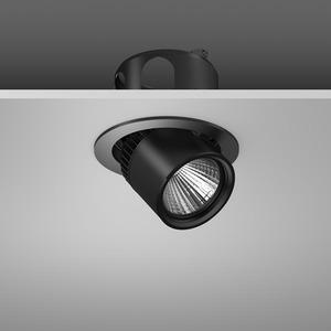 Einbaustrahler LED/20W-2700K D155, mittelstr., 1850 lm