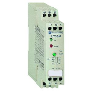 Thermistor-Vollschutzrelais TeSys, LT3m. man. Rückstellung, 24-230V, 2W