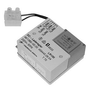 LR 90, Elektronischer Laderegler