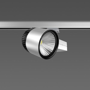 Strahler LED/20W-3000K 227x146, breit, 2000 lm