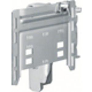 Konsole für Geräteeinbaukanal