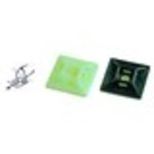 Befestigungssockel und -element für Kabelbinder