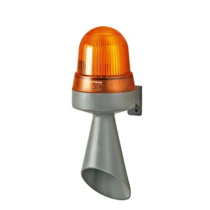 LED-Hupe WM Dauerton 24VAC/DC YE