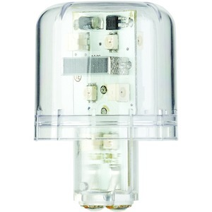LED  rot 24 V AC/DC für H4843