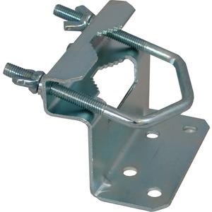 Mastfuß bis D60mm, Stahl, feuerverzinkt, verdrehsicher