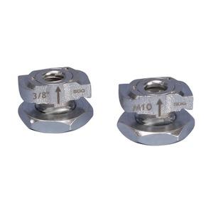CRLSM8EG, nVent CADDY Rod Lock Schienenmutter, M8 Stabgröße