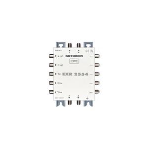 EXR 2554 Multischalter Durchgang 5 auf 4, EXR 2554 Multischalter Durchgang 5 auf 4