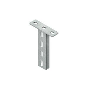 HUF 50/300, Hängestiel, U-Profil, 50x22x300 mm, Stahl, feuerverzinkt DIN EN ISO 1461